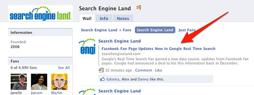 Search Engine Land | Facebook