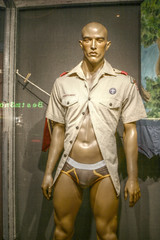 Castro Mannequin (michael_hamburg69) Tags: city usa west mannequin shirt america coast san francisco underwear crotch briefs castro huge shopwindow amerika package showcase windowshopping skinhead bulge paquete westkste schaufensterfigur bulto schaufensterbummel schaufensterpuppeheistabernichtpuppeg