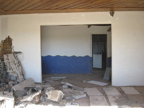 NM abandoned house