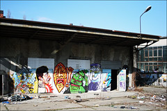 Urbex Graffiti Berlin (alias URBAN ARTefakte) Tags: urban berlin abandoned germany painting lost decay fabrik paintings places urbanart forgotten urbanexploration industrie urbex marode 2011 lostplaces outofsight urbexphotographie httpurbanartefaktwordpresscom streetartphotographieurbanartefaktesteffireichert iseestreetart