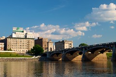 Downtown Wilkes-Barre (Brad Clinesmith) Tags: bri