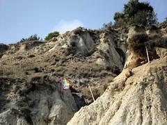 . (<3 Revolution) Tags: colours colori realmonte sicilia aquilone kite sky earth