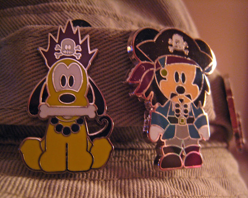 Piratical Pin Fanatic
