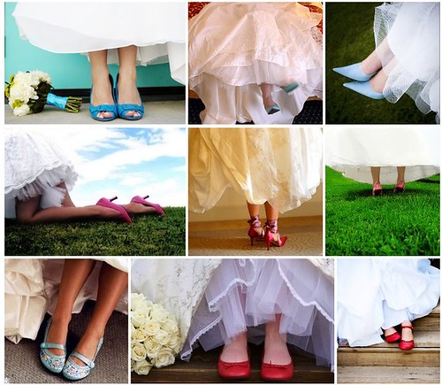 Find The Perfect Wedding Shoes 2011