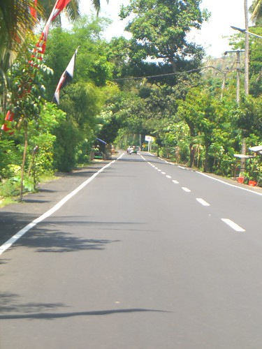 jalanan sepi
