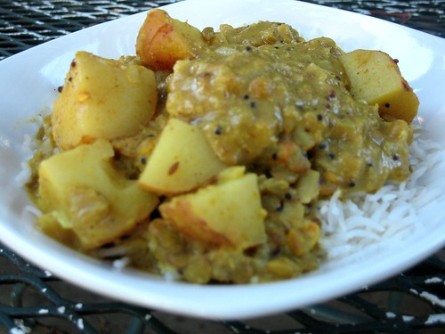 Potato Korma