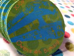 owen's 4th bday hang tags