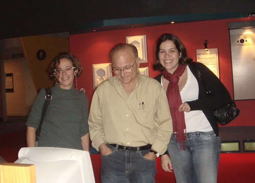 Trio del Museu da Vida, Fiocruz, Brasil