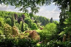 Paradise?! (Marlowpics/ Anna) Tags: gardens paradise national stourhead trust vista wiltshire blueribbonwinner anawesomeshot favoritegarden