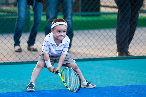 Mini McEnroe by iandavidmuir, on Flickr