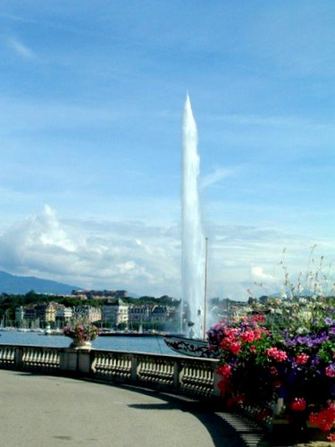 Water Column Geneva