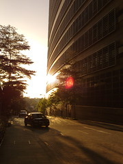 leaving (thomask) Tags: light sunglasses work singapore outandabout sunnies polarised arvo n95 190520092106