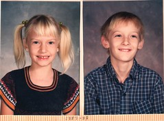 Reid Kids 87-88 School Portraits
