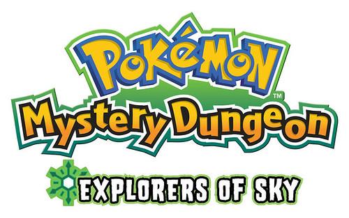 Pokemon Mystery Dungeon: Explorers of Sky 3601818961_b06d8e9521