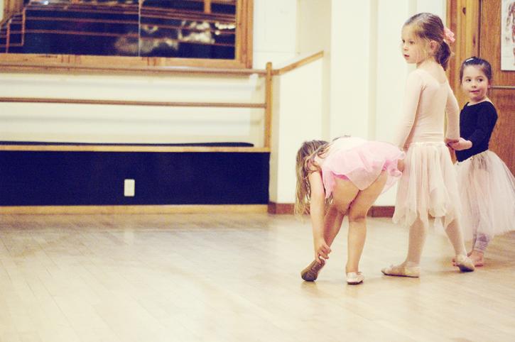 5 ballet
