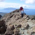 on the West Ridge of Sgurr Dearg thumbnail