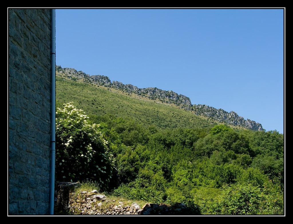 Cresta norte del Mortxe