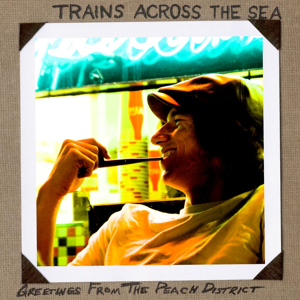 Trains Across the Sea - Greetings From The Peach District