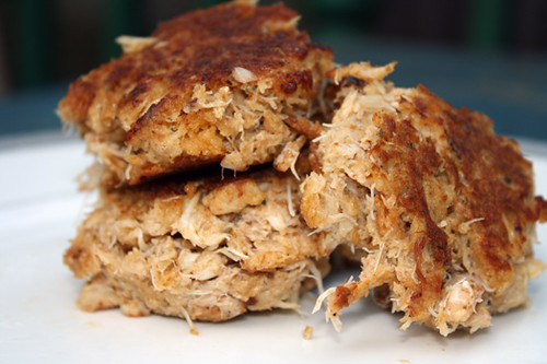 Meat-Free Friday: Maryland Crab Cakes 1