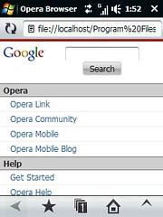 Opera - Home