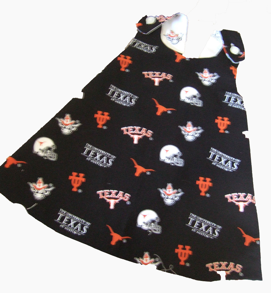 UT Black sundress
