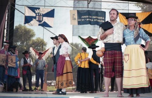 festival de rancho folclórico