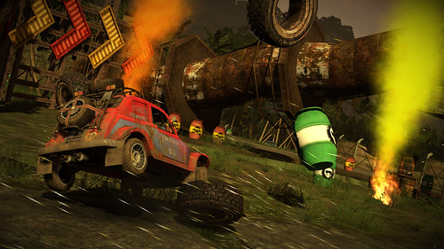 "MotorStorm: Pacific Rift ""Speed"" pack - Speed Weekend mode, 2"
