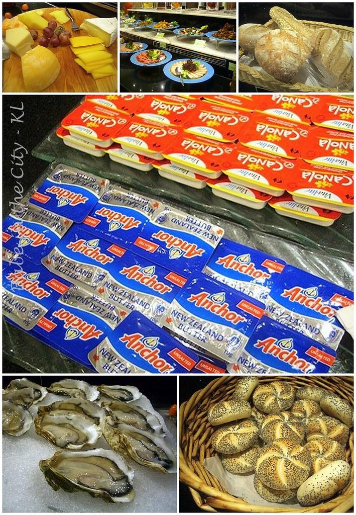Paya Serai - western appetisers