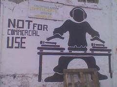 Not For Commercial Use (Smeerch) Tags: italy rome roma art graffiti italia dj arte graffito deejay lazio diskjockey ostiense stilizzato notforcommercialuse circonvallazioneostiense stilizzazione