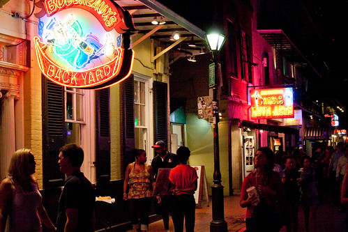 Night in the French Quarter