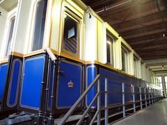 Kaiserwagen des Hofzugs (ott1004) Tags: 오토바이 배 카메라 deutschestechnikmuseumberlin 기차 비행기 베를린기술박물관