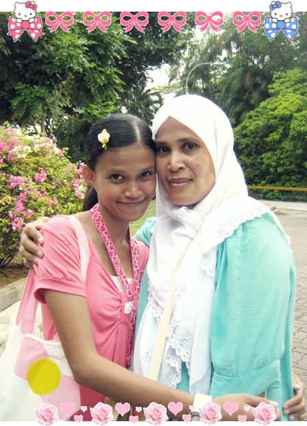 cap ibu dan anak