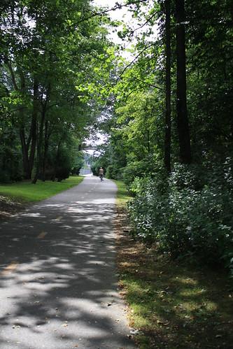 Blackstone River Bikeway South
