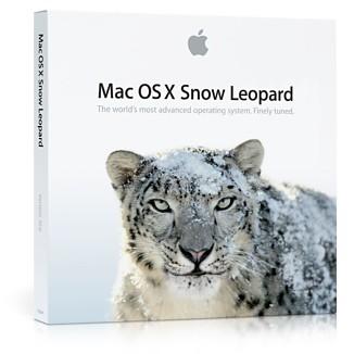 OS X Snow Leopard by Elliott P..