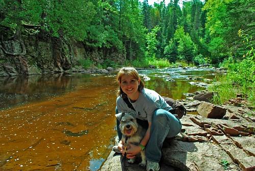 daisy harpo split rock river SHT