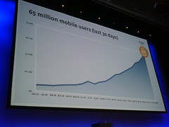 65m on Facebook Mobile