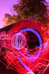 central processing units ({ tcb }) Tags: city longexposure railroad lightpainting metal night train dark evening nightshot performance corona lightgraffiti tcb passengertrain lapp performancephotography minnesotazepher twincitiesbrightest stillwaterzepher