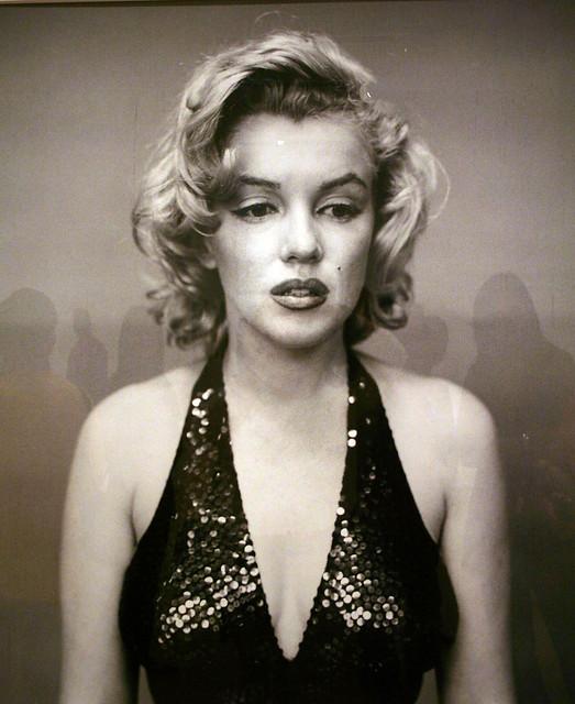 Richard Avedon's Marilyn Monroe by Stacy Alexander