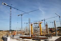 Constructing a Stadium
