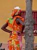 Rouge Colombien (LEOVAL+) Tags: red rouge rojo colombia femme leoval colombie multicolore cartagenadeindias cartagène palenquera femmenoire cartagene afrocolombiana citécoloniale