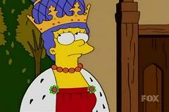 Catherine of Aragon Simpsons style (Lady_Charlotte) Tags: castle anne elizabeth jane thomas howard mary katherine simpsons tudor edward more henry homer moe aragon seymour viii vi cromwell parr cleves tudors mideval boleyn cranmer i
