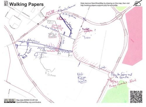 Walking Paper 3