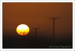 Beginning of a Perfect Day (suhaaz Kechery) Tags: sun sunrise dk doha qatar silhoute suhaas canon450d kechery amazingqatar dohakoottam