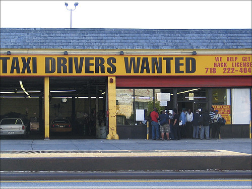 Drivers Wanted, Brooklyn