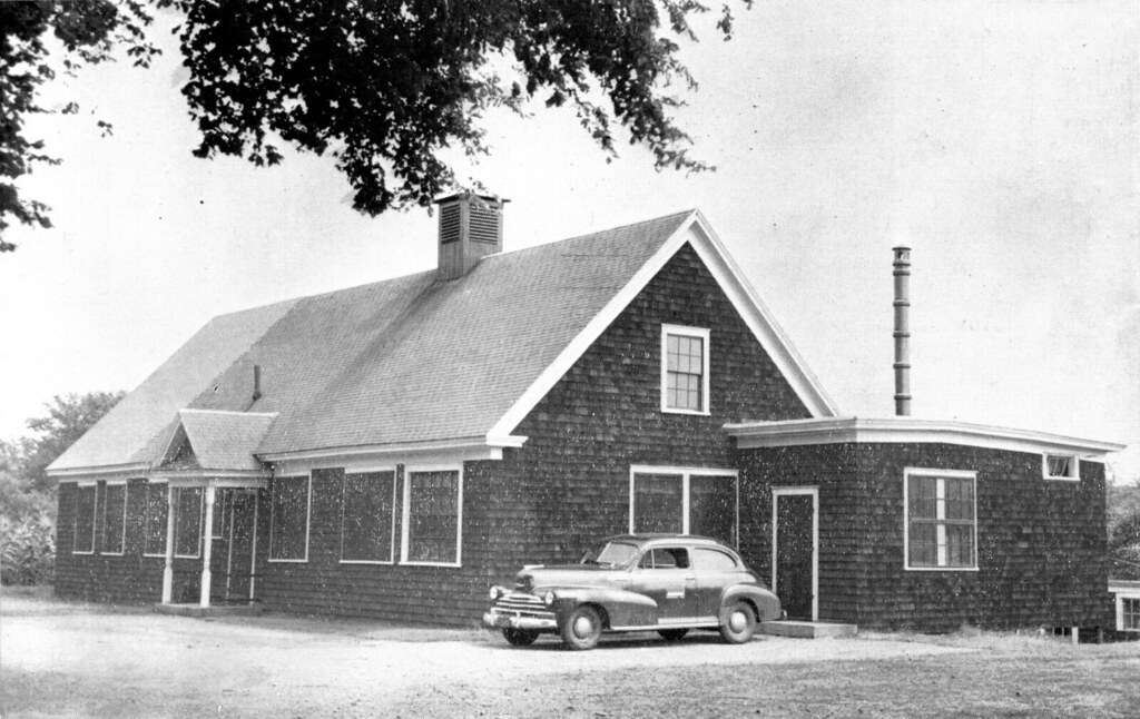 1950.  Recent view of the Lawrence Experiment Station