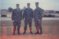 Fort Gordon, Georgia, 1993