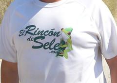Camiseta del rincón de Sele