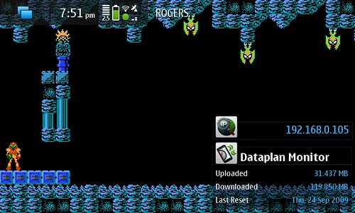 metroid wallpaper. Metroid Wallpaper for N900