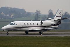 PH-JNX - 560-5641 - Private - Cessna 560XLS Citation Excel - Luton - 090331 - Steven Gray - IMG_2607