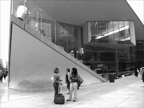 Alice Tully Hall, Upper West Side